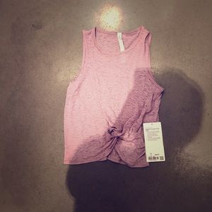NEW WITH TAGS LULULEMON TOP